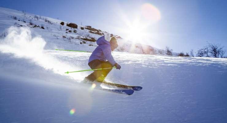 Гірськолижний туризм